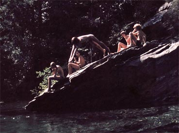 Großfahrt nach südfrankreich 1982
